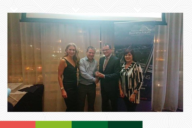 Savvi win the 2018 Responsible Business Award