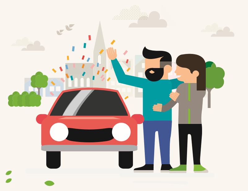 Members Car Draw for September
