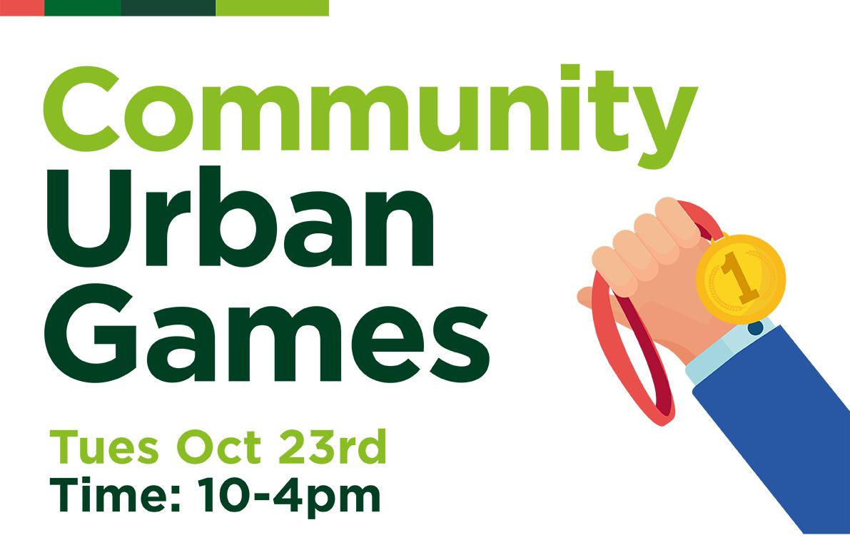 Savvi Community Urban Games